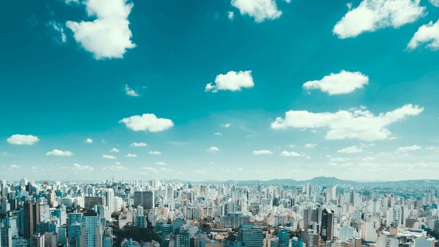 街のイメージ写真