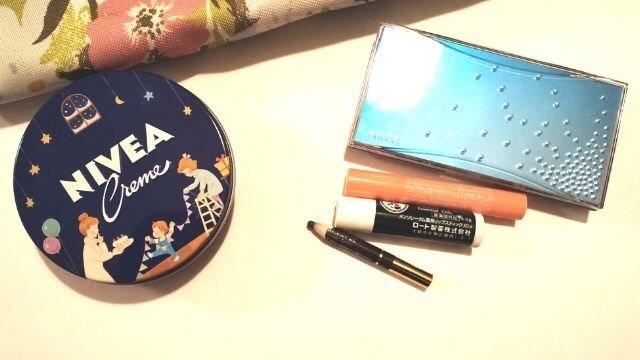 私の化粧品全部